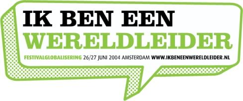 logo festival globalisering