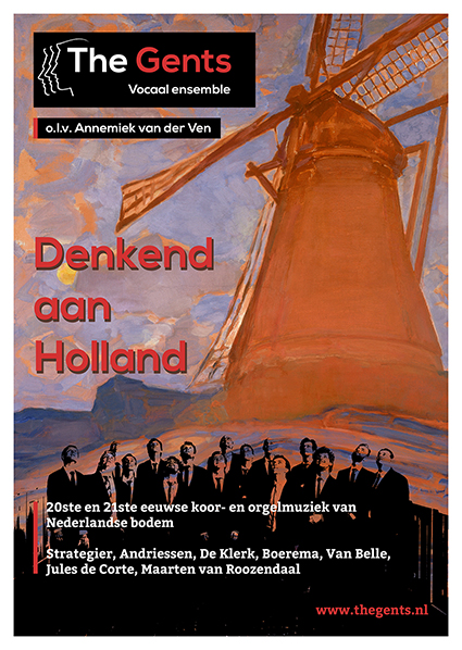 Flyer Denkend aan Holland-72